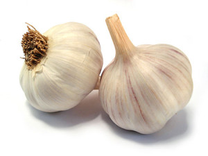Yeast infection Garlic